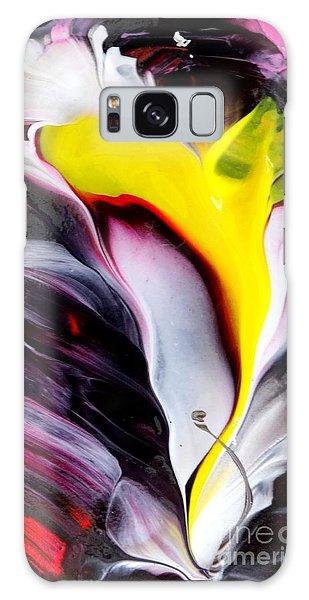 Tublar Rose Galaxy Case by Fred Wilson
