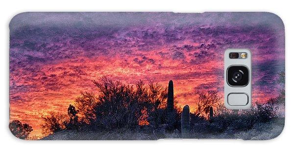 Tucson Sunrise Galaxy Case
