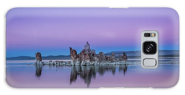 Tufa Island Galaxy Case