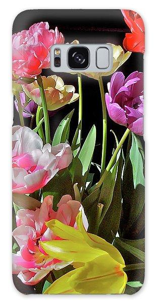 Tulip 8 Galaxy Case by Pamela Cooper