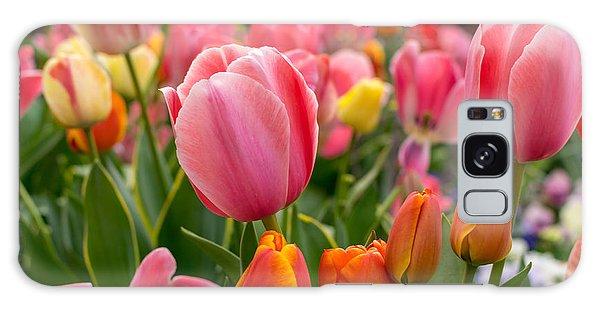 Tulip Bed Galaxy Case