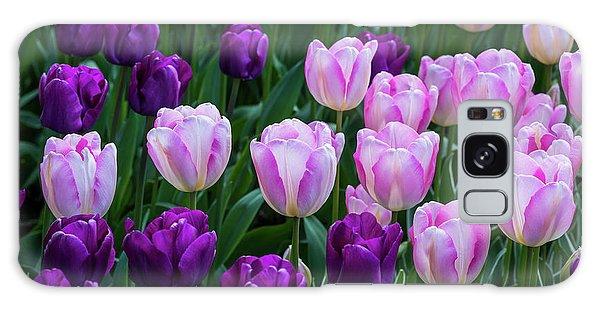 Tulip Blush Galaxy Case