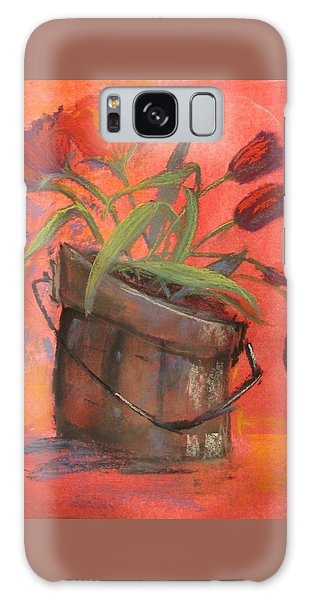 Tulip Bucket Galaxy Case