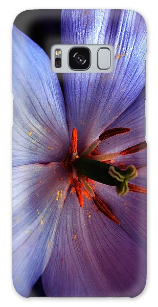 Tulip Convert Galaxy Case by Gwyn Newcombe