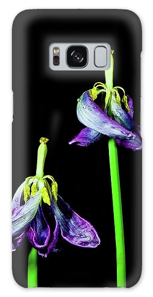Tulip Dance Galaxy Case