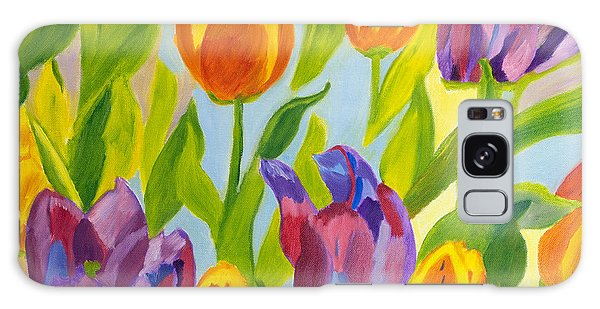 Tulip Fest Galaxy Case