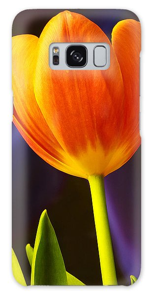 Tulip Galaxy Case by Marlo Horne