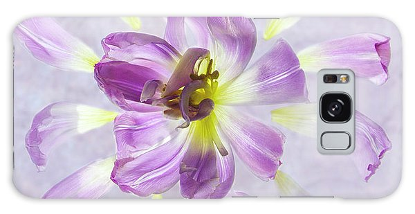 Tulip Patterns  Galaxy Case