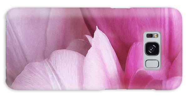 Tulip Petals Galaxy Case