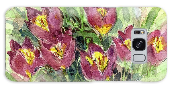 Tulipa Galaxy Case