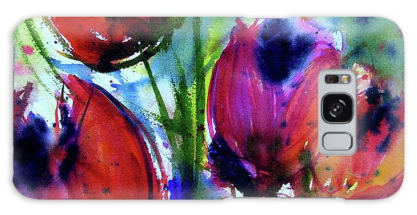 Tulips 1 Galaxy Case