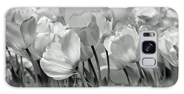 Tulips Galaxy Case by JoAnn Lense