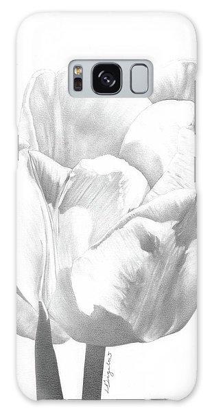 Tulips No. 1 Galaxy Case