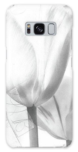 Tulips No. 3 Galaxy Case