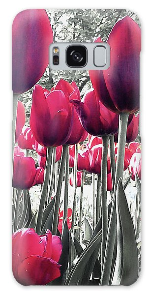 Tulips Tinted Galaxy Case