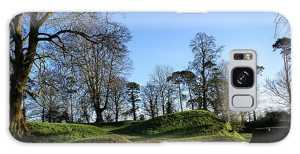 Tullyhogue Fort, Cookstown. Galaxy Case
