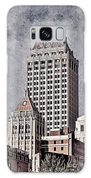Tulsa Art Deco I Galaxy Case
