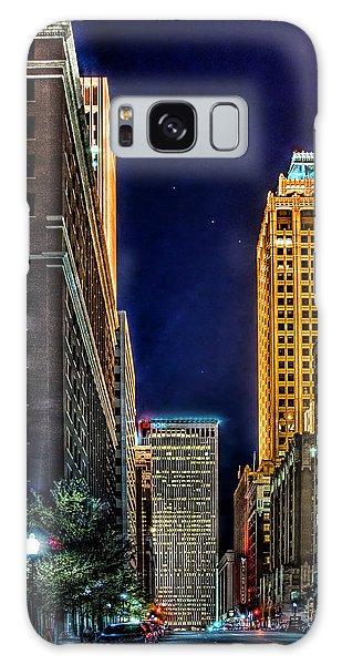 Tulsa Nightlife Galaxy Case