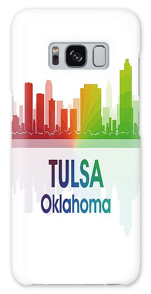 Tulsa Ok Galaxy Case - Tulsa Ok 1 Vertical by Angelina Tamez