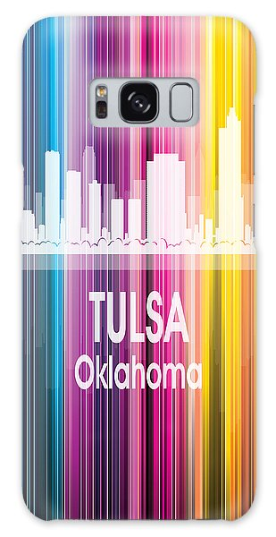 Tulsa Ok Galaxy Case - Tulsa Ok 2 Vertical by Angelina Tamez