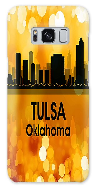 Tulsa Ok Galaxy Case - Tulsa Ok 3 Vertical by Angelina Tamez