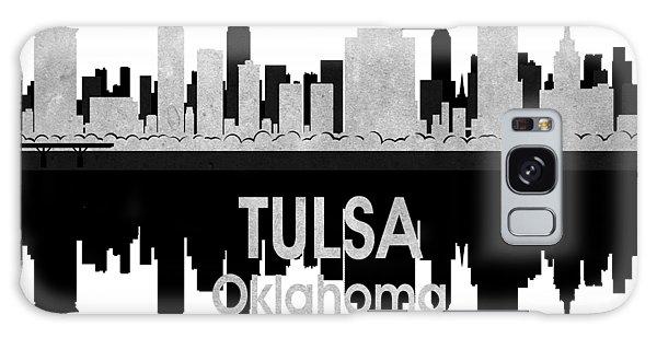 Ok Galaxy Case - Tulsa Ok 4 Squared by Angelina Tamez