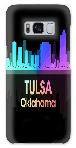 Tulsa Ok Galaxy Case - Tulsa Ok 5 Vertical by Angelina Tamez