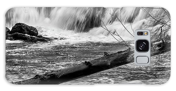 Tumwater Waterfalls#2 Galaxy Case