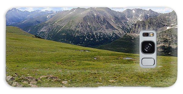 Tundra Of The Rockies Galaxy Case by Scott Kingery