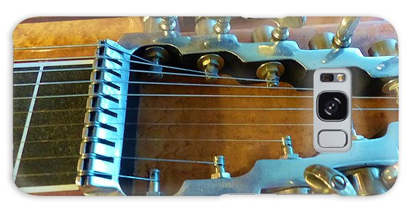 Tuning Pegs On Sho-bud Pedal Steel Guitar Galaxy Case