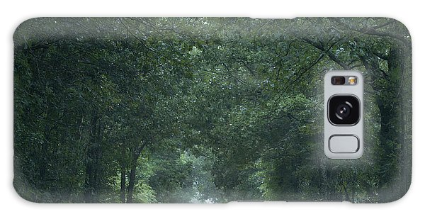 Tunnel Of Trees Galaxy Case