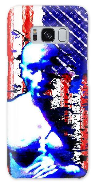 Tupac N America Galaxy Case