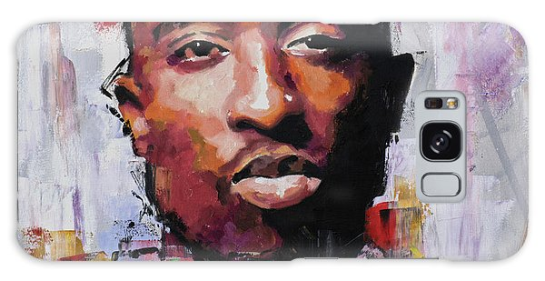 Tupac Galaxy Case by Richard Day