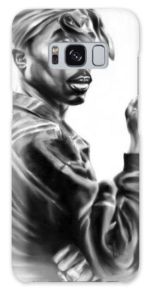 Tupac Shakur Galaxy Case
