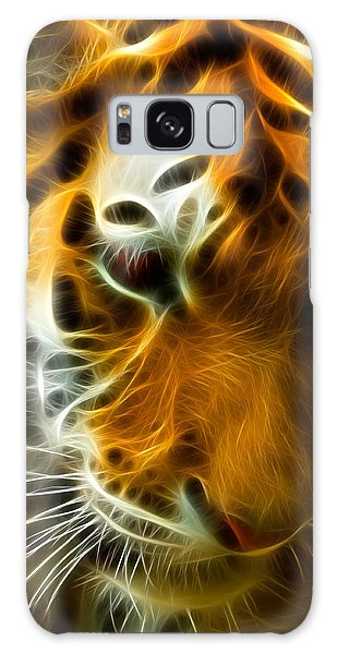 Turbulent Tiger Galaxy Case