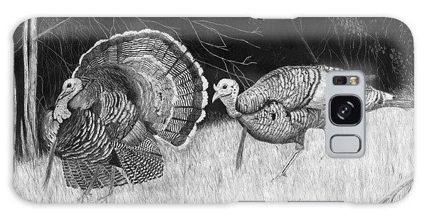 Hyper-realistic Galaxy Case - Turkey Strut by James Schultz