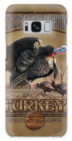 Turkey Galaxy Case - Turkey Traditions by JQ Licensing