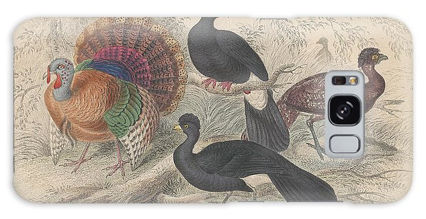 Turkeys Galaxy Case by Rob Dreyer