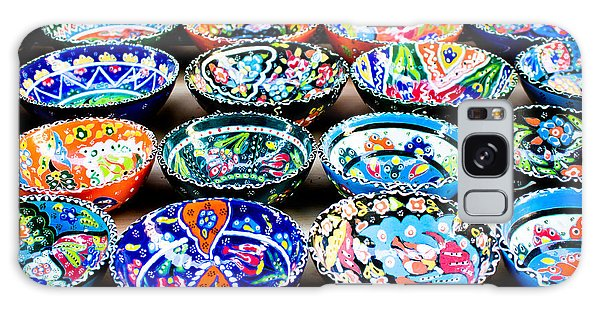 Turkish Bowls Galaxy Case