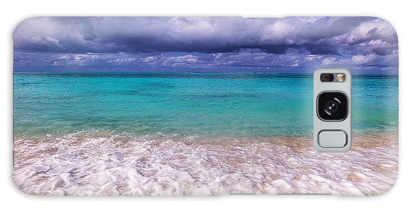 Turks And Caicos Beach Galaxy Case