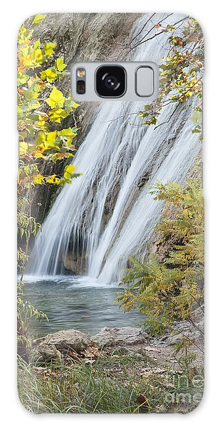 Turner Falls In The Morning Fall Galaxy Case