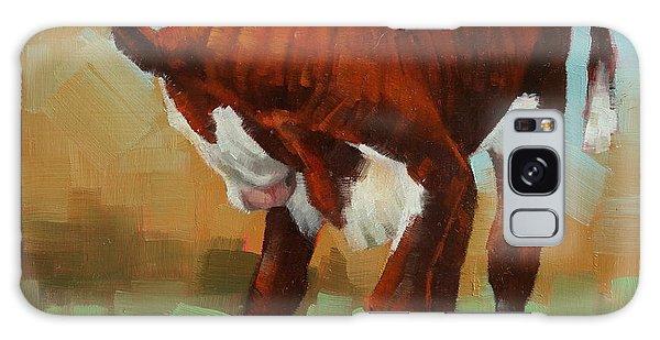 Turning Calf Galaxy Case