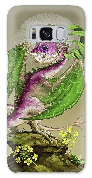 Turnip Dragon Galaxy Case