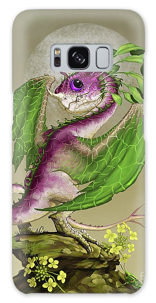 Turnip Dragon Galaxy Case