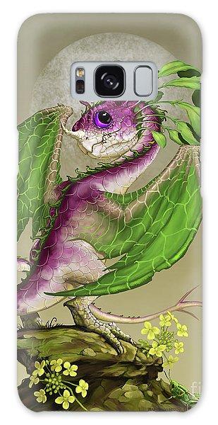Turnip Dragon Galaxy Case by Stanley Morrison