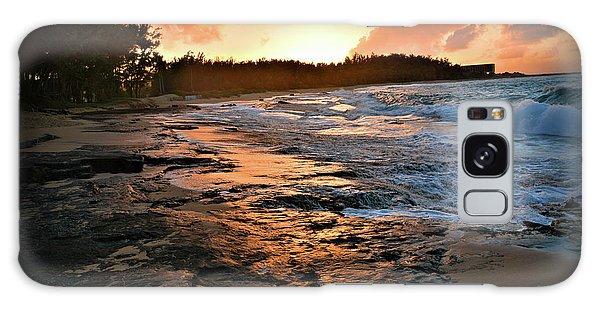 Turtle Bay Sunset 1 Galaxy Case