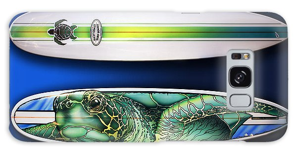 Turtle Board Galaxy Case