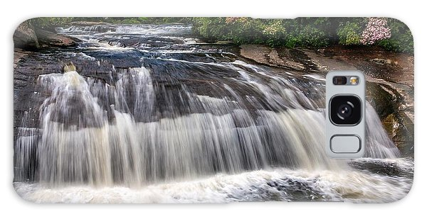 Turtleback Falls Galaxy Case