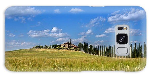 Tuscan Estate 2 Galaxy Case