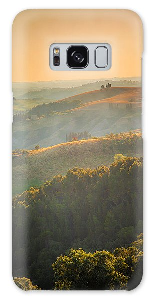 Tuscan Hills Galaxy Case